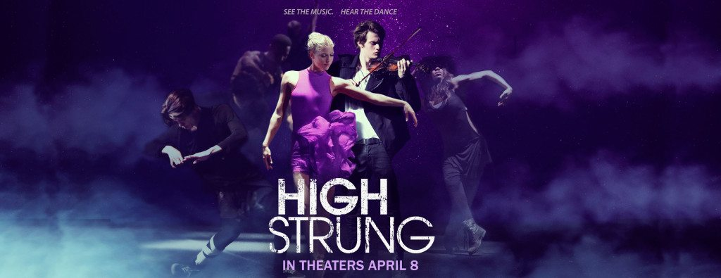 High Strung movie banner wide
