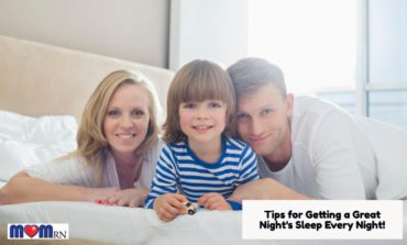 Tips for Getting A Great Night's Sleep Every Night