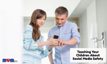 Teaching Your Children About Social Media Safety