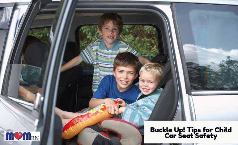Buckle Up! Tips for Child Car Seat Safety