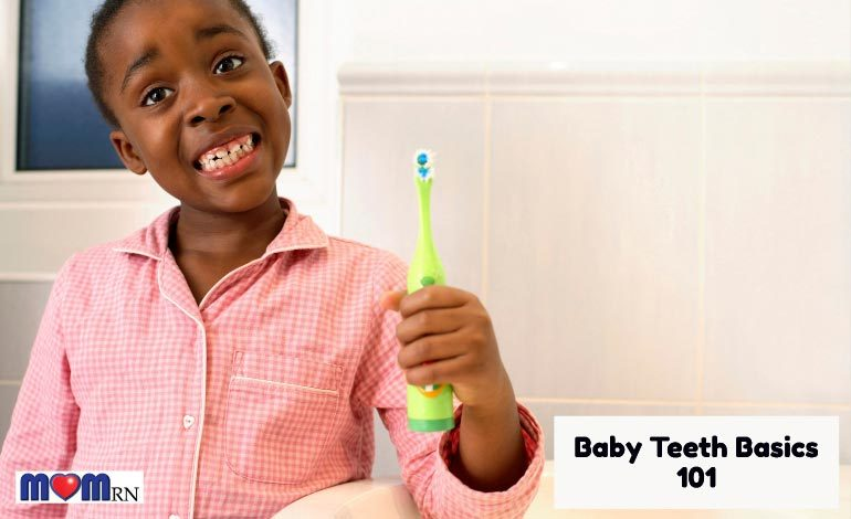 Baby Teeth Basics 101