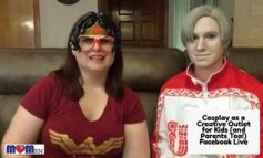Cosplay as a Creative Outlet for Kids (and Parents too!) Video