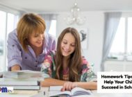 Homework Tips to Help Your Child Succeed in School