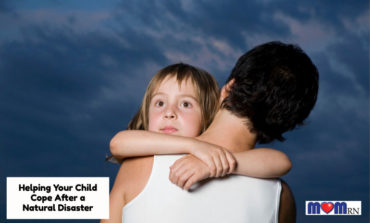 Helping Your Child Cope After a Natural Disaster
