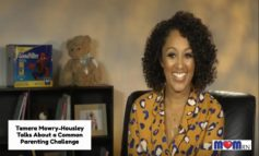 Tamera Mowry-Housley Talks About a Common Parenting Challenge on Ask MomRN