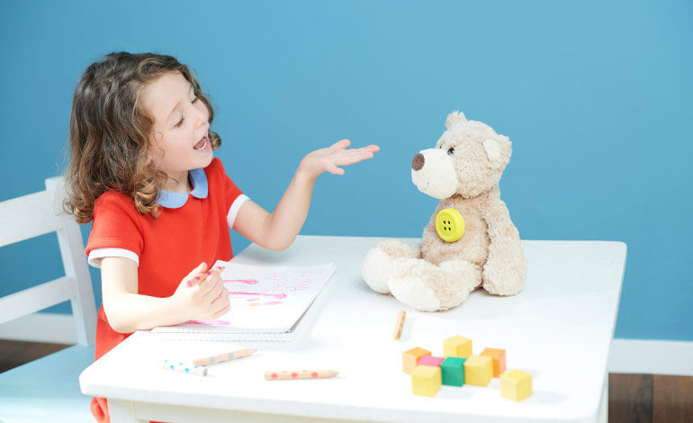 "Bring Your Child's Stuffed Animal to ""Life"" with Chappet"