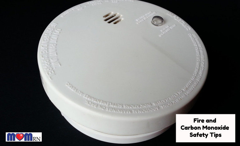 Fire and Carbon Monoxide Safety Tips to Protect Your Family